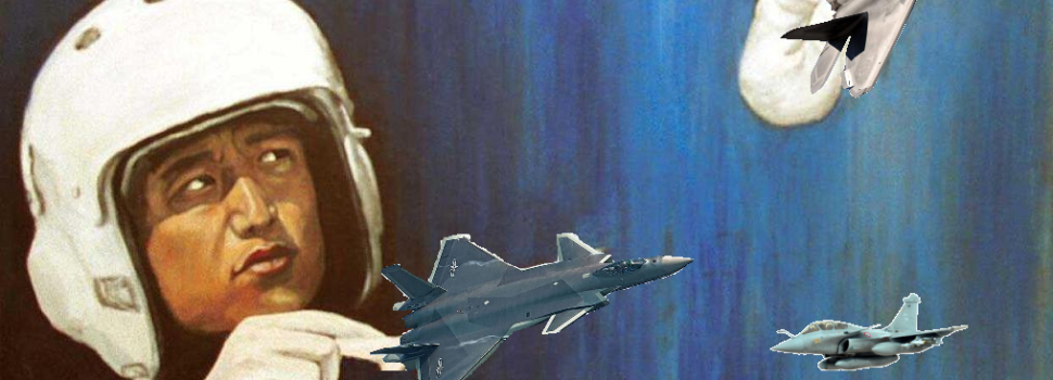 "Collision Course: China claims F-22 and Rafale have ""No Chance"" against the J-20"