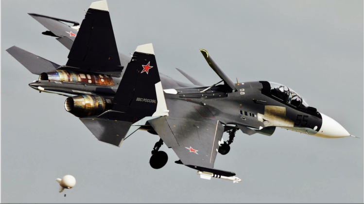 SU30SM heavy-weight fighter receives improvements including new engines.